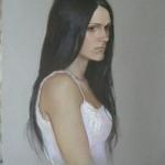 Портрет Воронежской красавицы