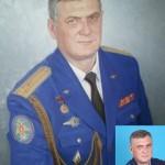 Портрет по фото военного