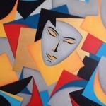 картина «Сны»  Натальи Контяевой