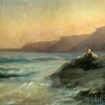 portret Pushkina Aivazovsky