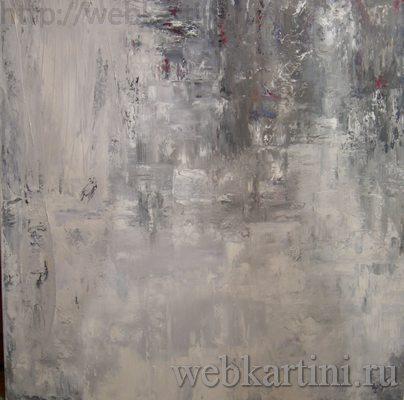современная абстрактная живопись: