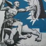 картина Битва