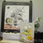 картины с мастер класса художника Виктора Кротова