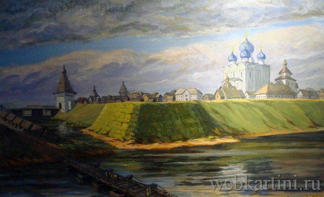 ... был мастером исторической живописи: webkartini.ru/?p=4214