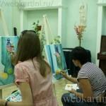 Студия живописи и рисунка Лаборатория Искусства