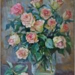 Картина пепельные розы