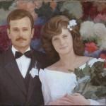 портрет маслом, Свадебный