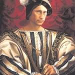 портрет президента художник Никас Сафронов