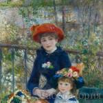Портрет души, Две сестры