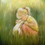 Картина Кролик