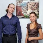 Дмитрий Алмазов и Елена Куркина
